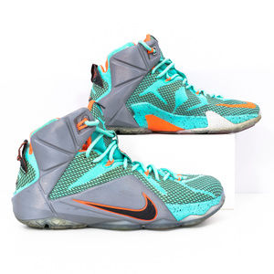 Nike LeBron 12 NSRL Size 10 #00467
